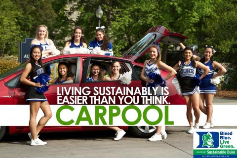 sustainable carpooling commuting