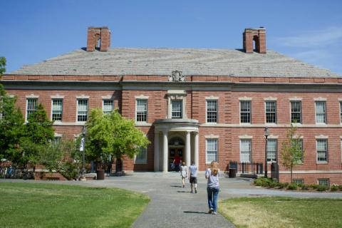 Photo of Hudson Hall